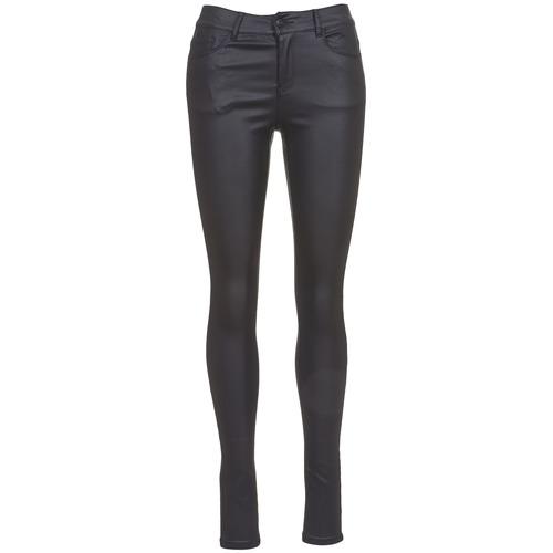 material Women slim jeans Vero Moda SEVEN Black