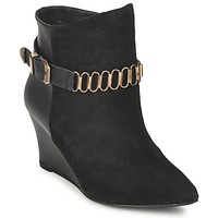 Shoes Women Ankle boots Pastelle ALINE Black