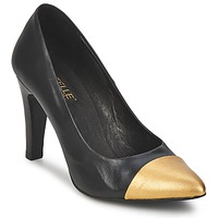 Stylish Pastelle Ameline Heels Black For Women
