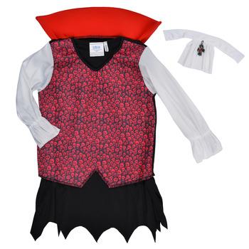material Boy Fancy Dress Fun Costumes COSTUME ENFANT VAMPIRE SCAMP Multicolour