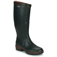 Shoes Men Wellington boots Aigle PARCOURS 2 Green