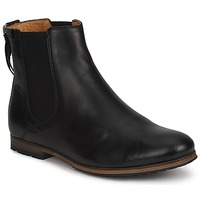 Shoes Women Mid boots Aigle MONTAIGU Black