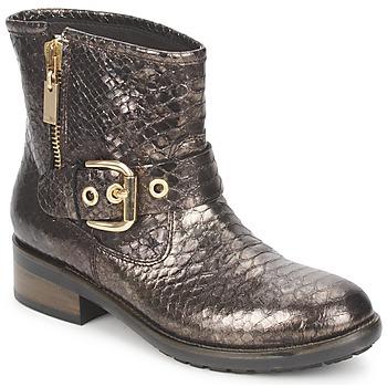 Shoes Women Mid boots Alberto Gozzi FAGGIO Pitone