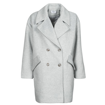 material Women coats Betty London PYAME Grey