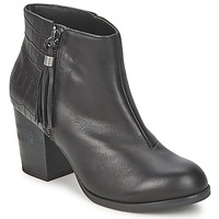 Shoes Women Ankle boots Dune NOD  BLACK
