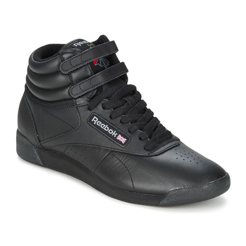 Reebok Classic FREESTYLE. 89.95. Shoes Women High top trainers Reebok  Classic FREESTYLE HI Black ... 92a16914b