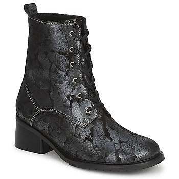 Shoes Women Mid boots Tiggers ROMA Black
