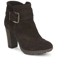 Shoes Women Ankle boots Tosca Blu CLAUDIE BOTTINE Brown