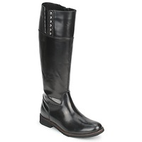 Shoes Women Boots Tosca Blu ALINE BOTTE Black