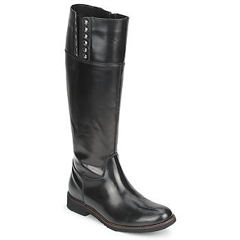 Shoes Women Boots Tosca Blu ALINE BOTTE Black