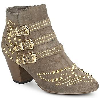 Ankle boots / Boots Ash JOYCE BEIGE 350x350