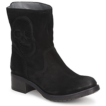 Shoes Women Mid boots Liebeskind LS7000  BLACK