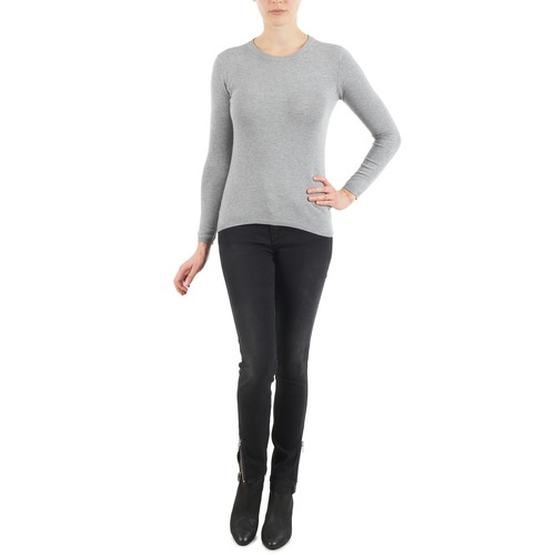 material Women slim jeans School Rag PHOEBE SUPER SLIM COMFORT Black