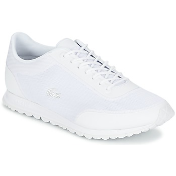 Shoes Women Low top trainers Lacoste HELAINE RUNNER 116 3 White