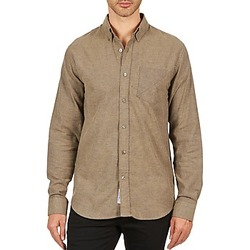 long-sleeved shirts Kulte CHEMISE CLAY 101799 BEIGE