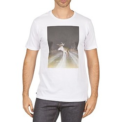 short-sleeved t-shirts Kulte BALTHAZAR PLEIN PHARE 101931 BLANC