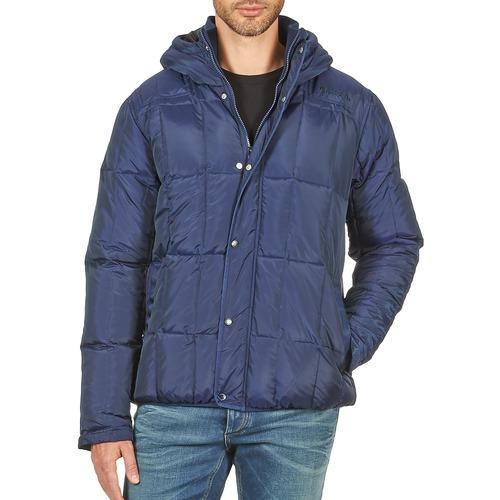 material Men Duffel coats Bench QUOTA Blue