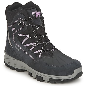 Shoes Girl Snow boots Meindl INUIT JUNIOR Black