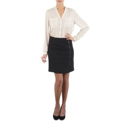 material Women Skirts Lola JACA LANA COTTA Black