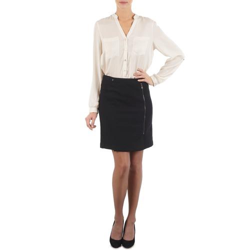 material Women Skirts Lola JACA LANA COTTA Black