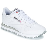 Shoes Men Low top trainers Reebok Classic CL LEATHER White