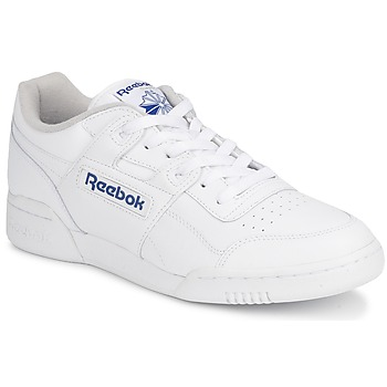Shoes Low top trainers Reebok Classic WORKOUT PLUS White