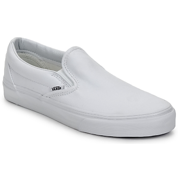 Shoes Slip ons Vans CLASSIC SLIP ON True / White