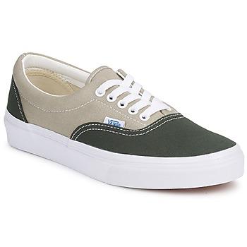 Shoes Low top trainers Vans ERA Green / Grey