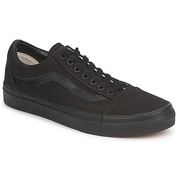 Shoes Low top trainers Vans OLD SKOOL Black / Black
