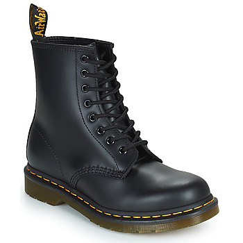 Shoes Mid boots Dr Martens 1460 8 EYE BOOT  black