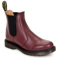 Shoes Mid boots Dr Martens 2976 CHELSEA BOOT Red / Cherry