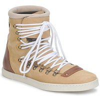Shoes Men Mid boots Swear DUKE Choc / Brown / Natural / Natural