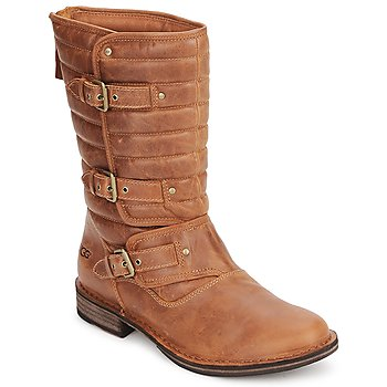 Shoes Women Boots UGG TATUM CHESTNUT