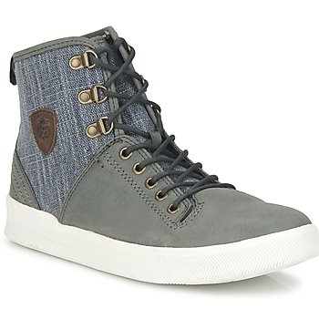 Shoes Men High top trainers Feud SUNSEEKER Grey