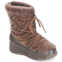 Shoes Women Snow boots FitFlop SUPERBLIZZ CHOCOLATE
