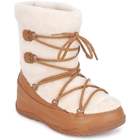 Shoes Women Snow boots FitFlop SUPERBLZZ BEIGE / Brown