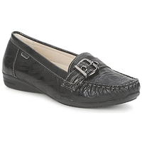 Shoes Women Ballerinas Van Dal SEYMOUR Black