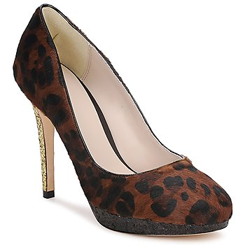 Shoes Women Court shoes Bourne LAURA Leopard