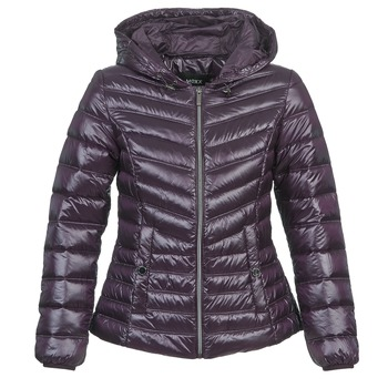 material Women Duffel coats Mexx MX3000550 AUBERGINE
