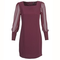 material Women Short Dresses Mexx JAJAVA Bordeaux