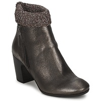 Shoes Women Ankle boots Now SOLIU Metallic