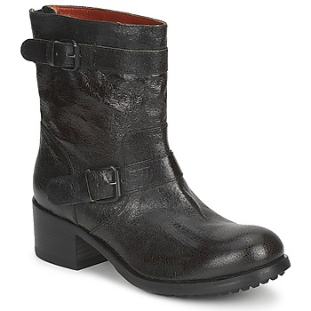 Shoes Women Mid boots Fru.it PINI KAKI