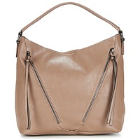 Bags Women Shoulder bags Moony Mood DEEPER Taupe