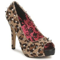 Shoes Women Court shoes Abbey Dawn PLATFORM PEEPTOE Leopard / Print