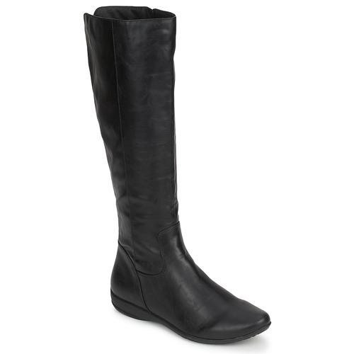 Shoes Women Boots Moony Mood GURLEN Black