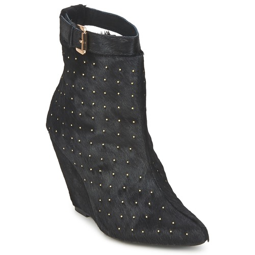 Shoes Women Ankle boots Friis & Company KANPUR Black