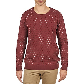 material Men jumpers Suit PERRY Bordeaux