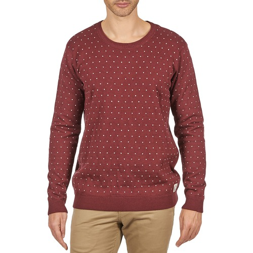material Men jumpers Suit PERRY Bordeaux