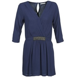 material Women Short Dresses Betty London DUSTY MARINE