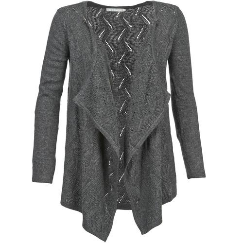 material Women Jackets / Cardigans Betty London DINNA Grey